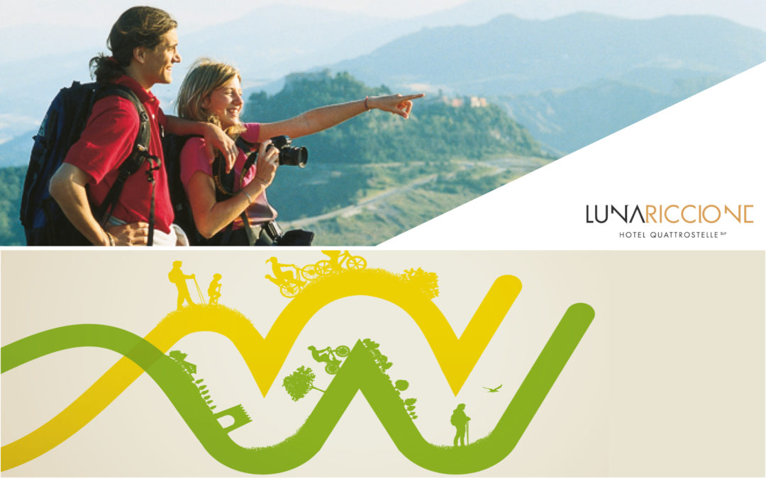 Itinerari Trek & Bike nella Wellness valley