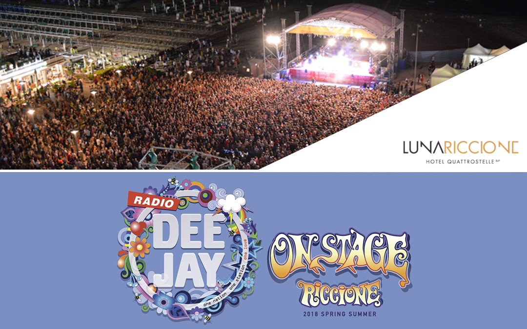 Radio Deejay Estate 2018