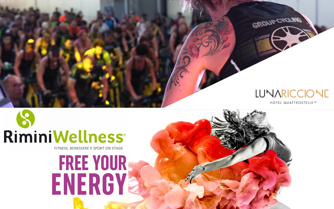 Rimini Wellness 2018: SPORT ON STAGE!