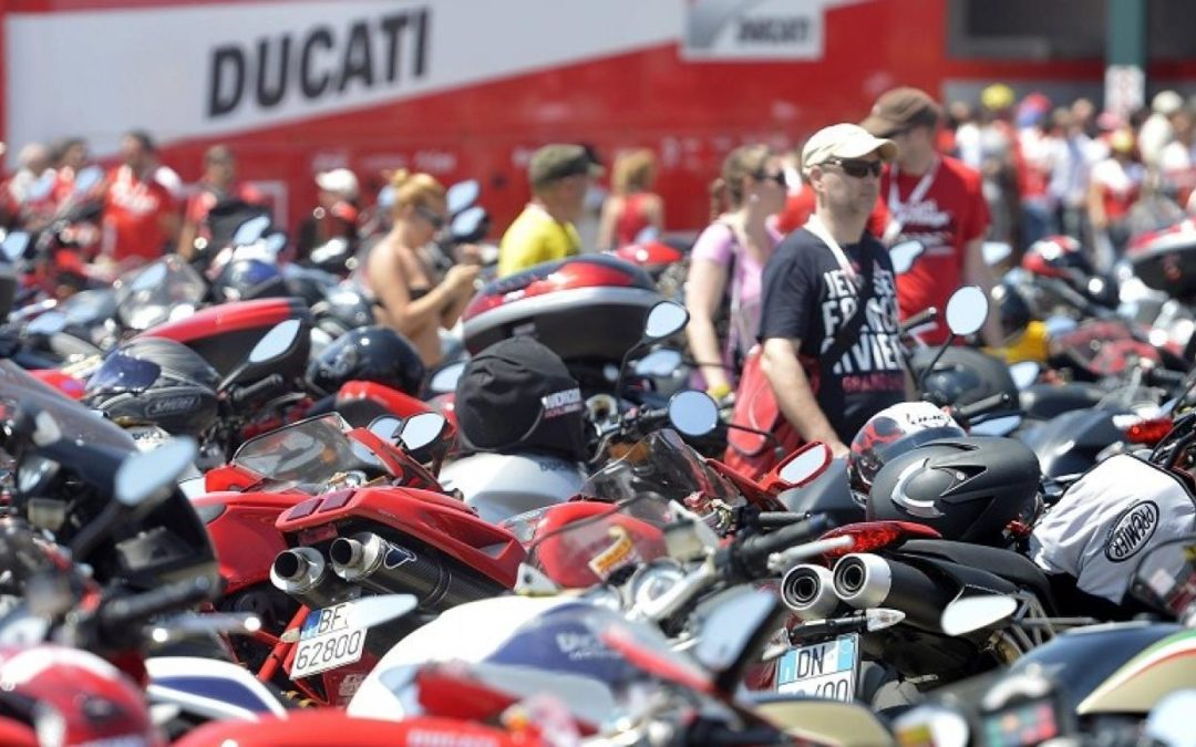 Scaldate i motori, torna  WDW World Ducati Week Misano 2020